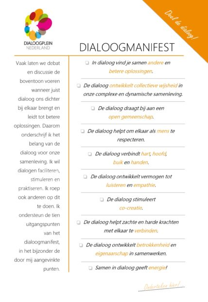 Dialoogmanifest